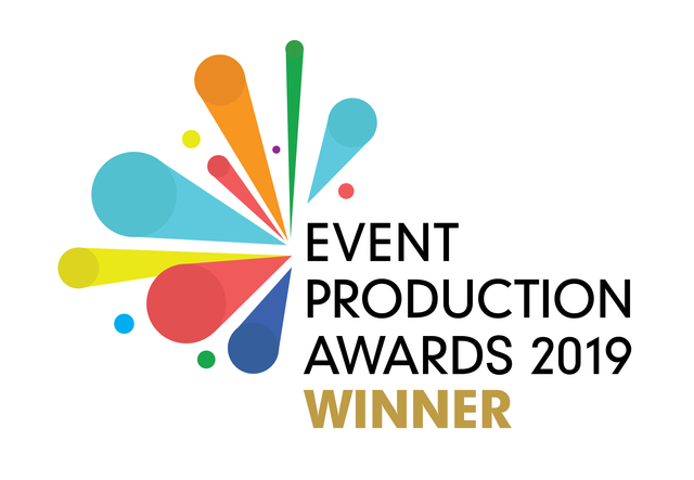 event production awards 2019 winner