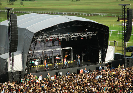 Hire And Sale Of Temporary Staging Serious Stages