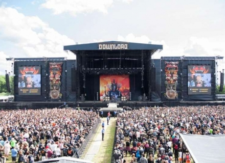 Serious Stages Rocking Return to Download Festival