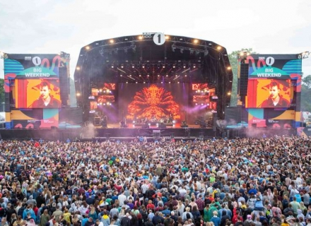 Serious Stages at BBC Radio 1 Big Weekend