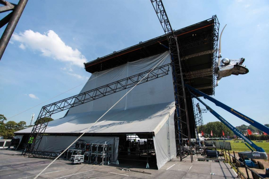 New Other Stage at Glastonbury Festival 2017
