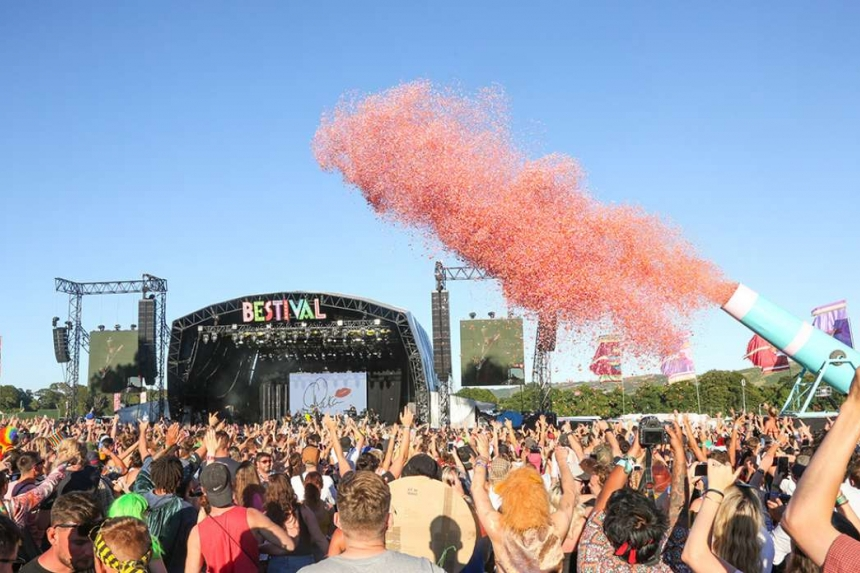 Serious Stages at New Look Bestival