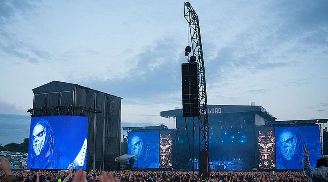 Serious Stages New Front-of-House at Download