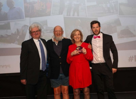 Serious Stages receive double honours at Event Production Awards