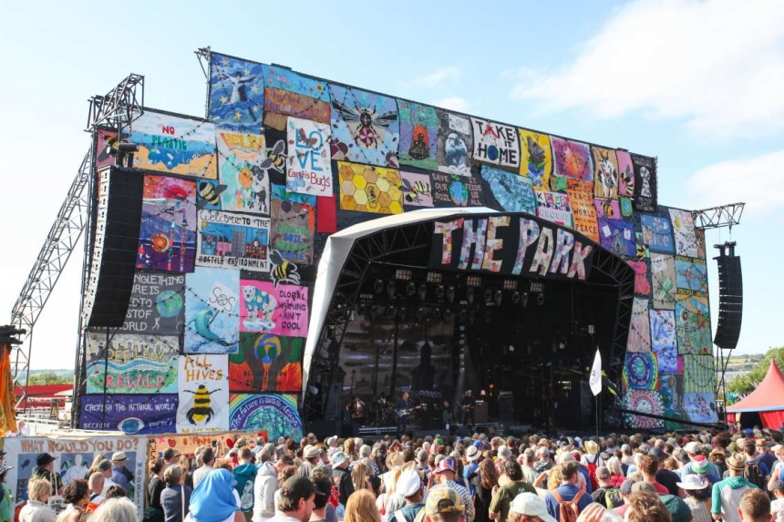 Serious Stages Shine on Glastonbury Festival